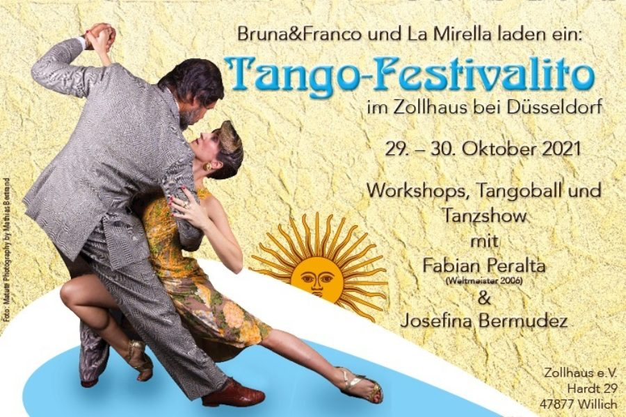 Tango Ball und Show